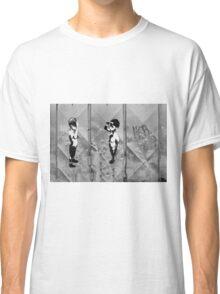Love salute  Classic T-Shirt