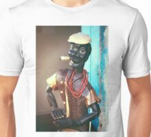 Happiness is a cigar and conga drum  Unisex T-Shirt