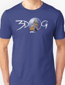 3-Dog #1 T-Shirt