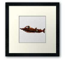 The Nautilus by Pierre Blanchard Framed Print