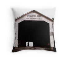 McAllister Bridge Throw Pillow