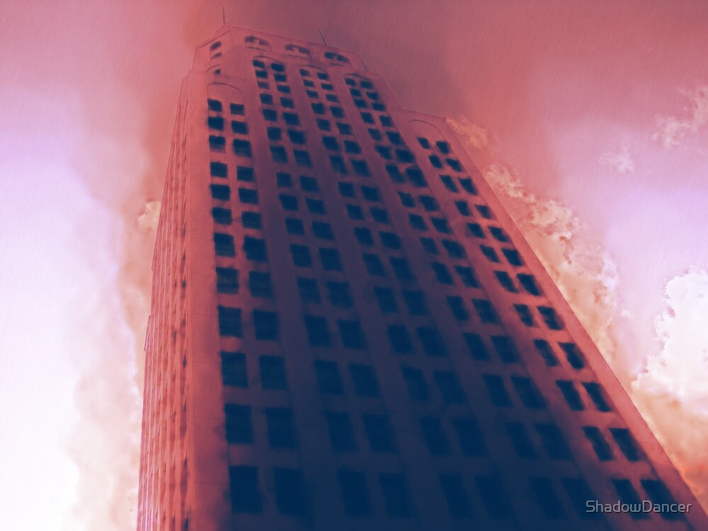 Cityscapes - Hellfire by ShadowDancer