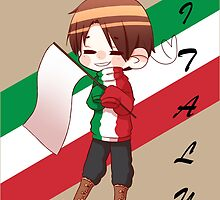 APH Italy - Flag Sweater by JTStar