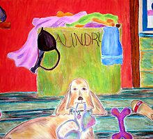 Bailey's Laundry by Laurelyn Johnson