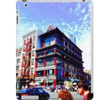 Chinatown Bank iPad Case/Skin