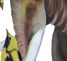 elephant fantasy no.2 Sticker