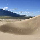 Sand Pit, the Great Sand Dunes, CO 2010 by J.D. Grubb
