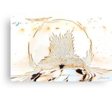 Water Globe Canvas Print