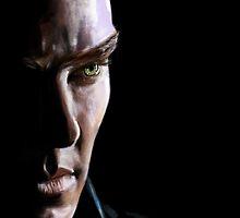 Benedict Cumberbatch by WillTPJ