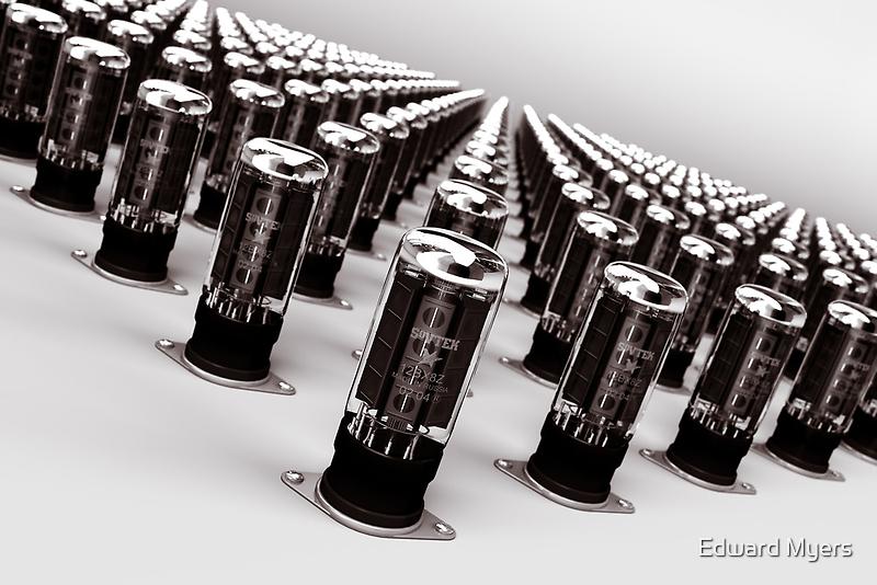 Vacuum Tubes by Edward Myers