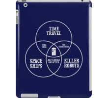 SciFi Fandom Definition iPad Case/Skin