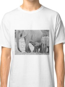 Elephant Love - Milk's Wonderful Strength  Classic T-Shirt