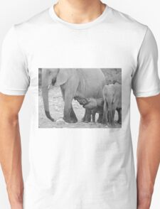 Elephant Love - Milk's Wonderful Strength  T-Shirt