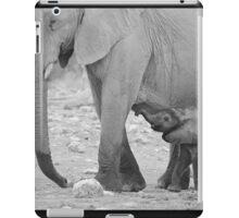 Elephant Love - Milk's Wonderful Strength  iPad Case/Skin