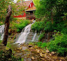 Historic Clifton Mill by Gregory Ballos | gregoryballosphoto.com