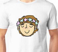 A flower boy Unisex T-Shirt