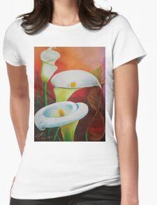 white callas T-Shirt