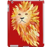 Fire Lion iPad Case/Skin