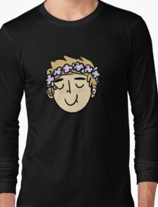 L flower boy Long Sleeve T-Shirt