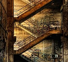Stairway to Nowhere by Heather Prince
