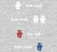 One Reed, two Reed Kids Tee
