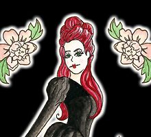 Gothic Rococo by Victoria Thorpe