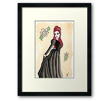 Gothic Rococo Framed Print