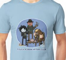 Touch Screen Haters Club Unisex T-Shirt