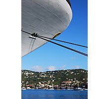 Docked- St Thomas Photographic Print