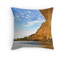 Gently Down the Stream Throw Pillow