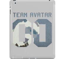 Team Avatar Appa iPad Case/Skin