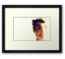 Mister Wolverine Framed Print