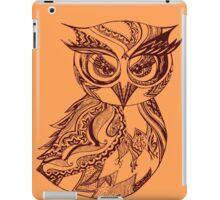 Zen Owl iPad Case/Skin