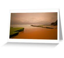 Turimetta beach Greeting Card