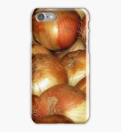 Onions iPhone Case/Skin