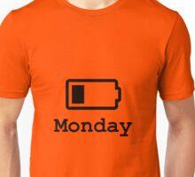 Low energy Monday Unisex T-Shirt