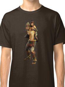 Monkey & Trip Classic T-Shirt