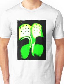 Green Feet Unisex T-Shirt