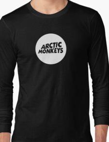 Arctic Monkeys - Negative Long Sleeve T-Shirt