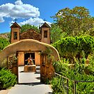Santuario de Chimayo Church by Diana Graves Photography