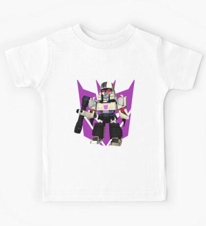 Transformers Megatron Deformed 3D Kids Tee