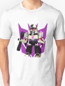 Transformers Megatron Deformed 3D Unisex T-Shirt