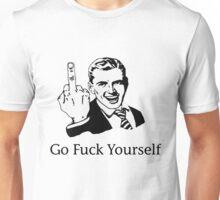Oh so polite Unisex T-Shirt