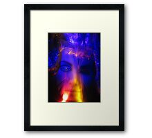 Smoking The Crack.... May Never Be Back Framed Print