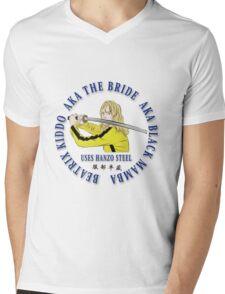 Beatrix Uses Hanzo Mens V-Neck T-Shirt