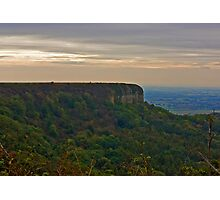 View of Roulston Scar Photographic Print