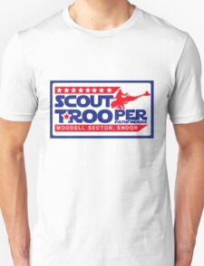 Evel Biker Scout Scout Trooper T-Shirt