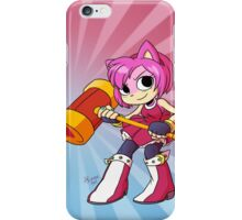 Amy Flowers iPhone Case/Skin