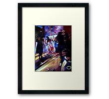 The Bride's Dance Framed Print