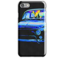 Fiat 500 Pop Art iPhone Case/Skin